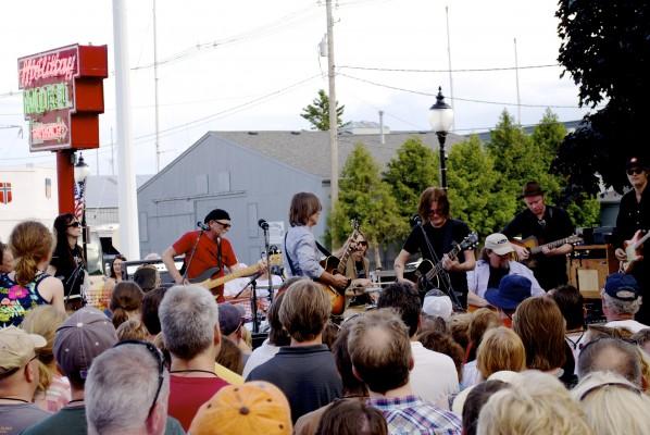 Jackson Brown - Steel Bridge Songfest